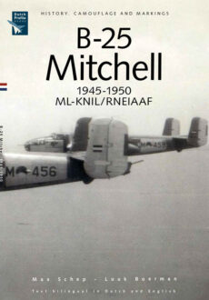 Sold out B-25 RNEIAF 1945-1950