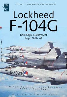 Cover F-104G Starfighter